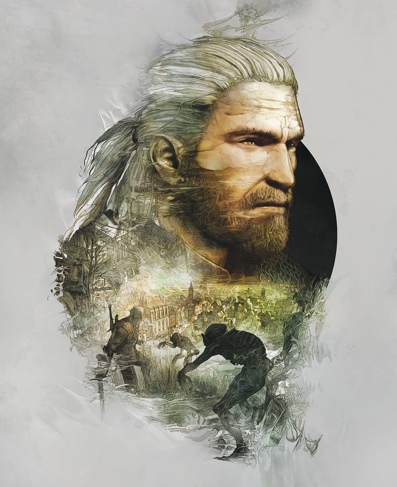 Confira imagens dos personagens de The Witcher 3: Wild Hunt