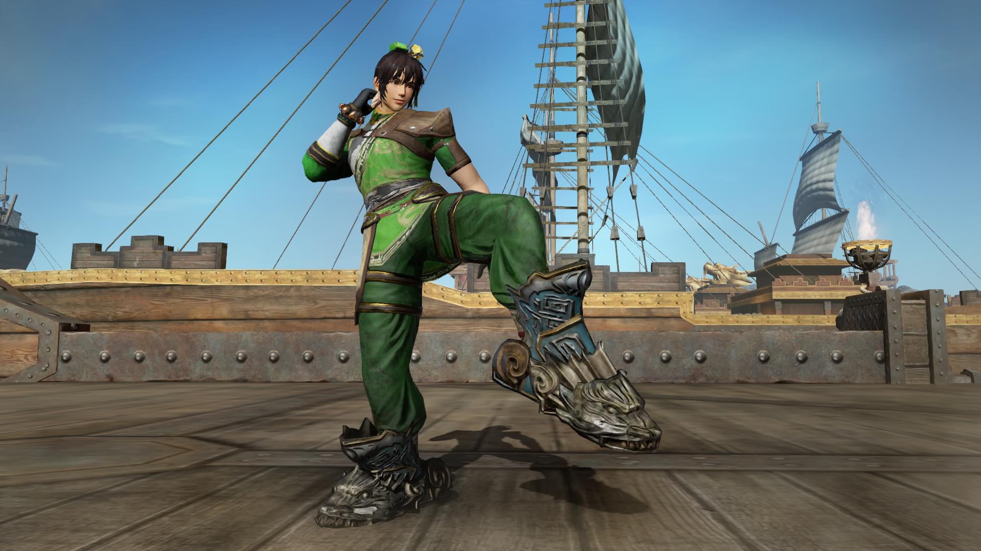 Dynasty Warriors 8: Empires agora sai em 24 de fevereiro [galeria] [vídeo]