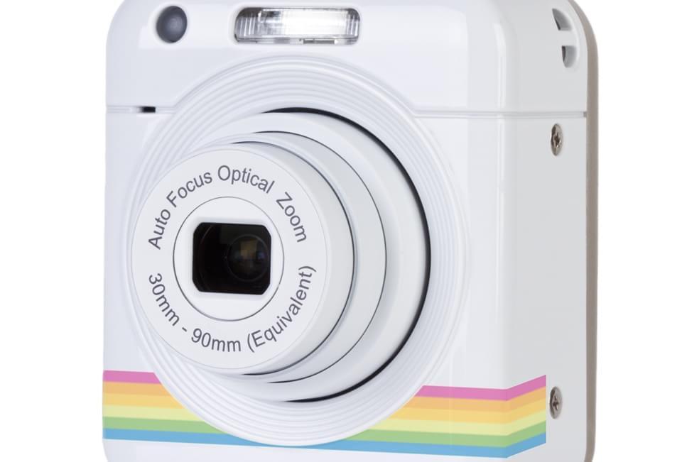 Segundo round da Polaroid  empresa anuncia a câmera The Polaroid iZone -  TecMundo b84d303f7a