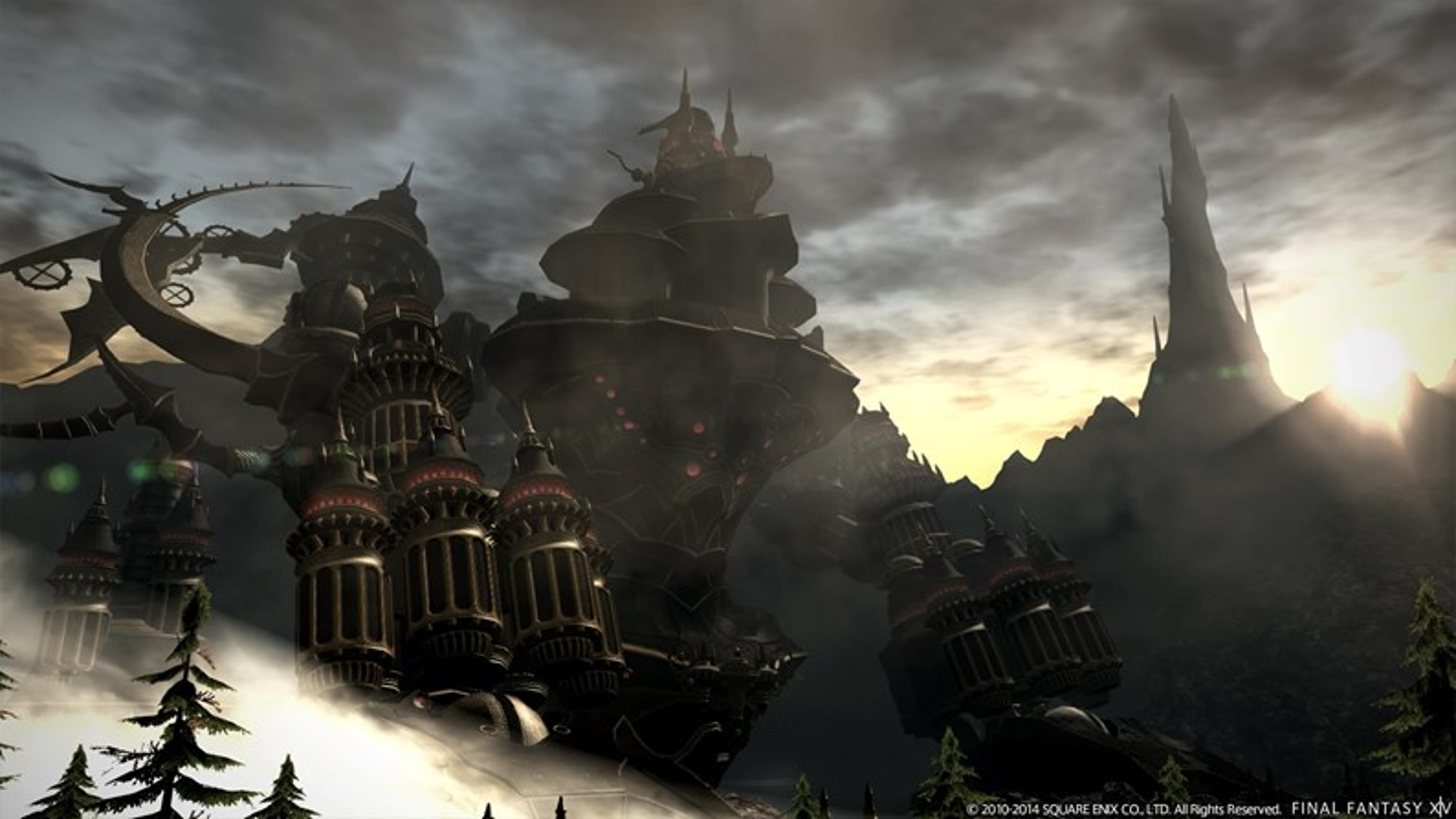 Confira a galeria de Final Fantasy XIV: Heavensward