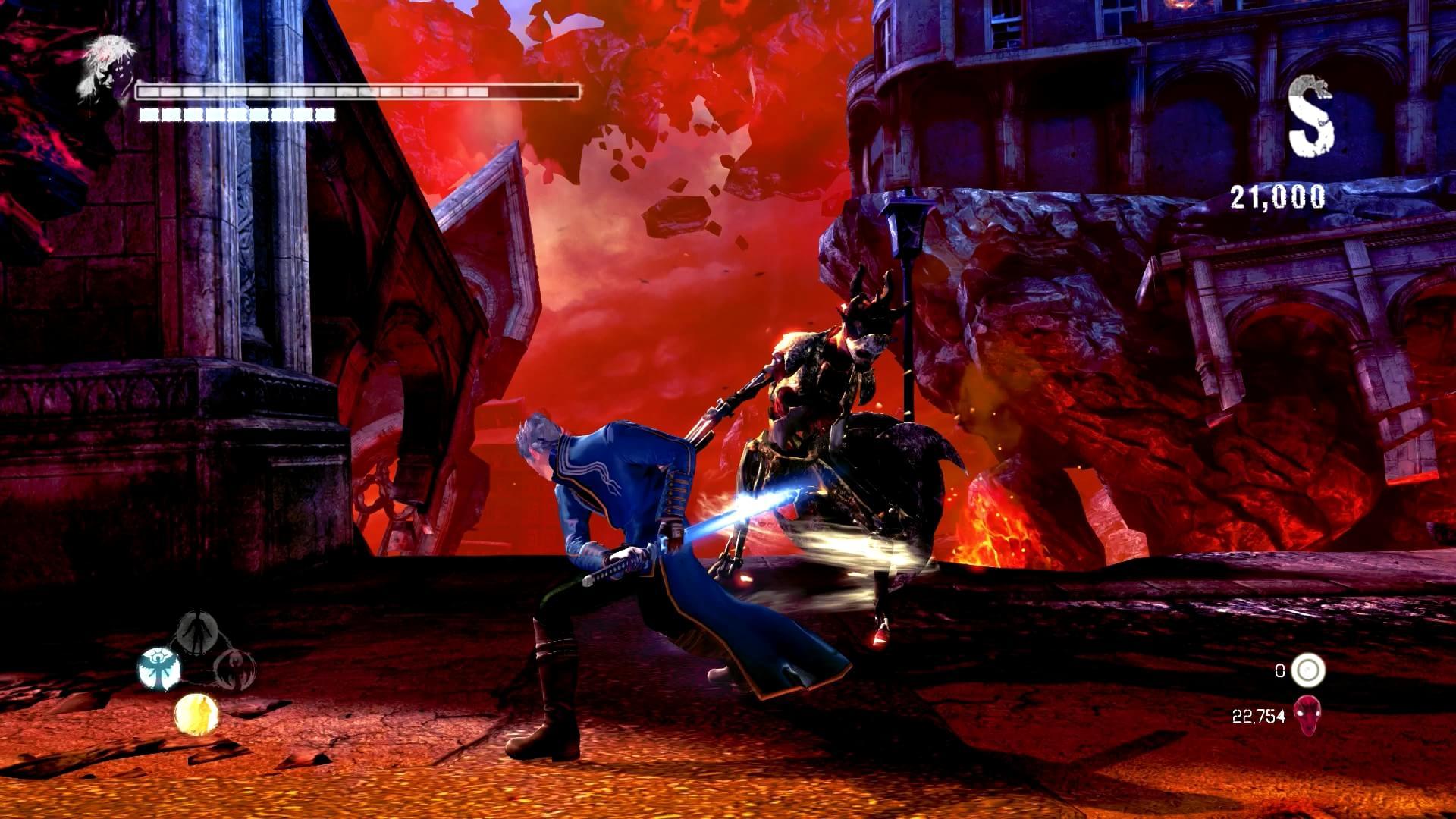 Veja novas imagens de DmC: Devil May Cry Definitive Edition