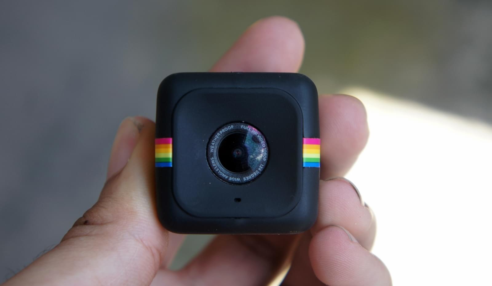 7f80f12a44bca Review  câmera de ação Polaroid Cube - TecMundo