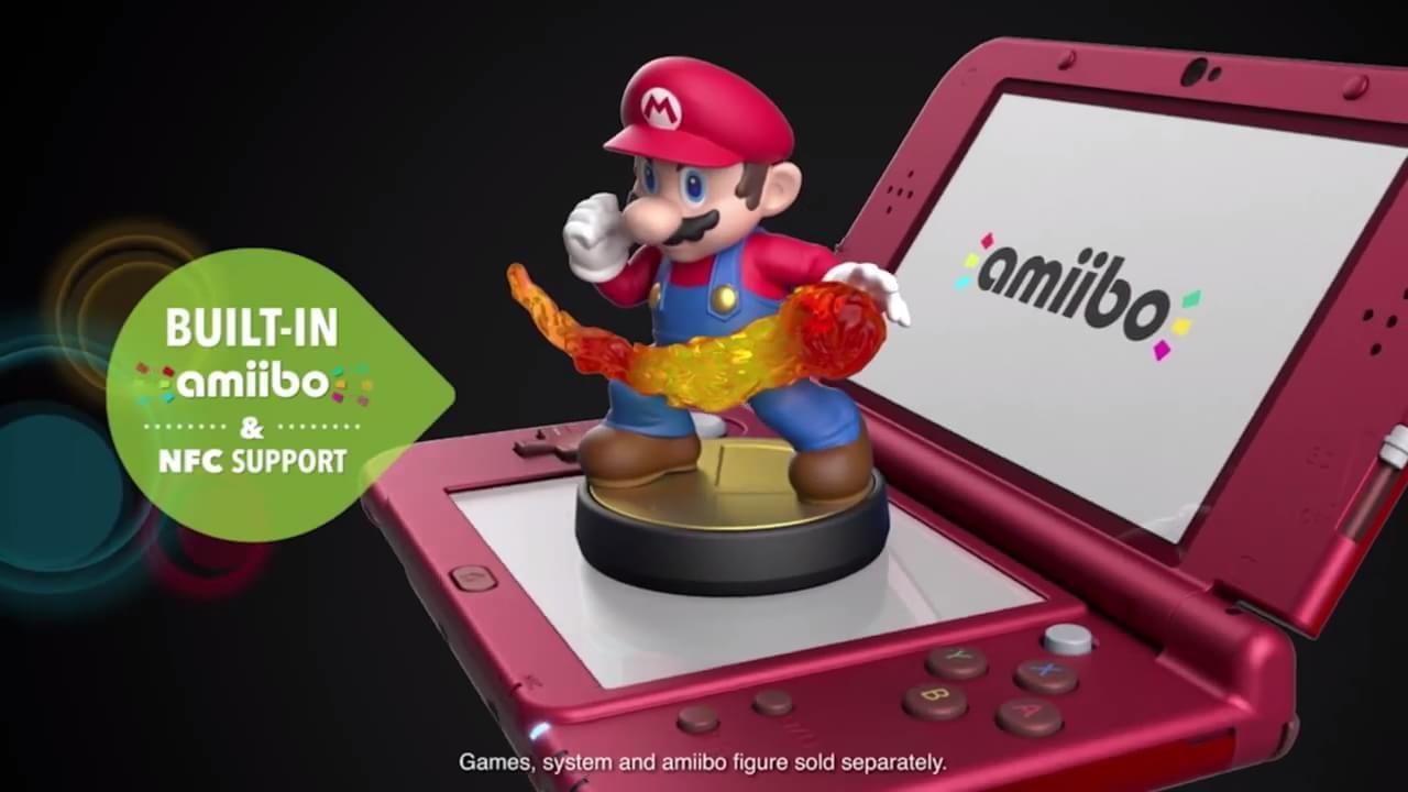 New Nintendo 3DS tem lançamento confirmado para 13 de fevereiro nos EUA