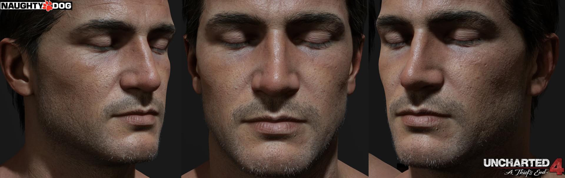 Confira imagens em HD de Nathan Drake de Uncharted 4