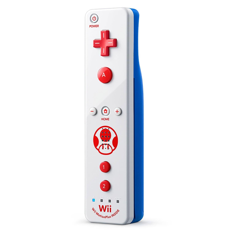 Nintendo anuncia novos Wii Remotes temáticos da série Mario