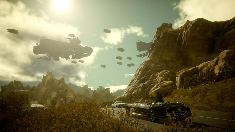 Veja as novas fotos de Final Fantasy XV para PS4 e Xbox One