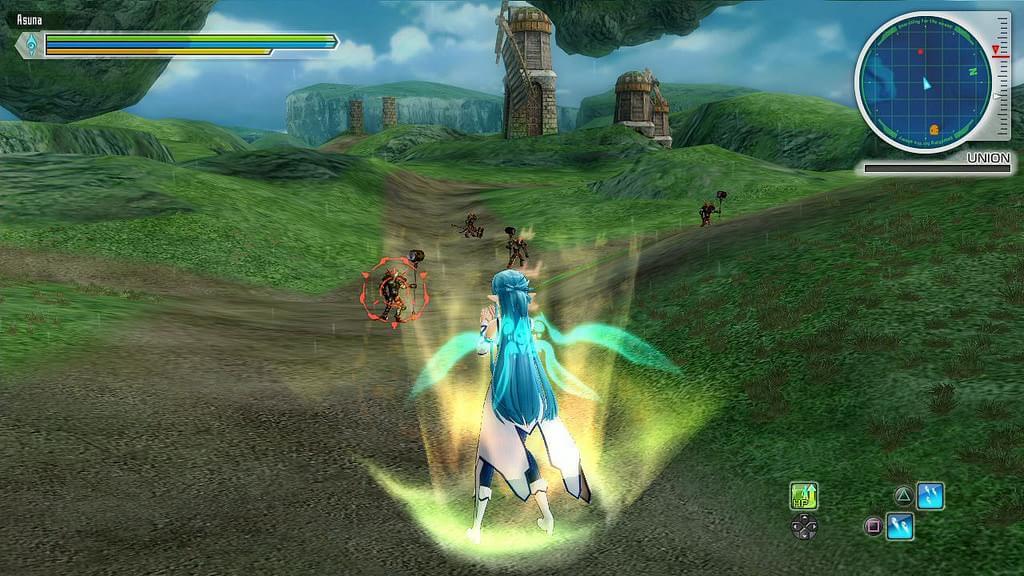 Confira o novo trailer e imagens de Sword Art Online: Lost Song