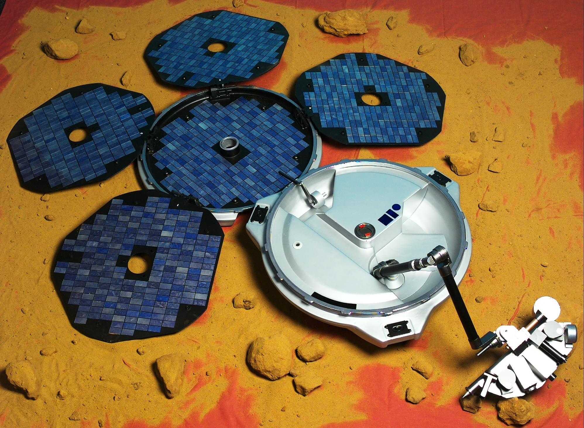 Sonda Beagle 2 é encontrada intacta no solo de Marte [vídeo]