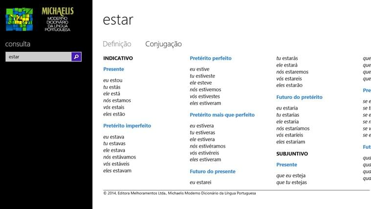 dicionario michaelis uol lngua portuguesa