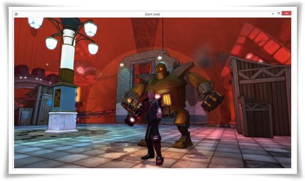 Slam Junk! - Imagem 2 do software