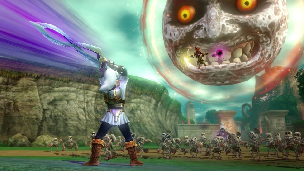 Hyrule Warriors: Majora's Mask tem novas imagens divulgadas