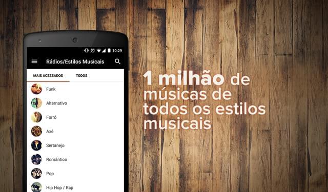 Palco MP3 - Imagem 1 do software