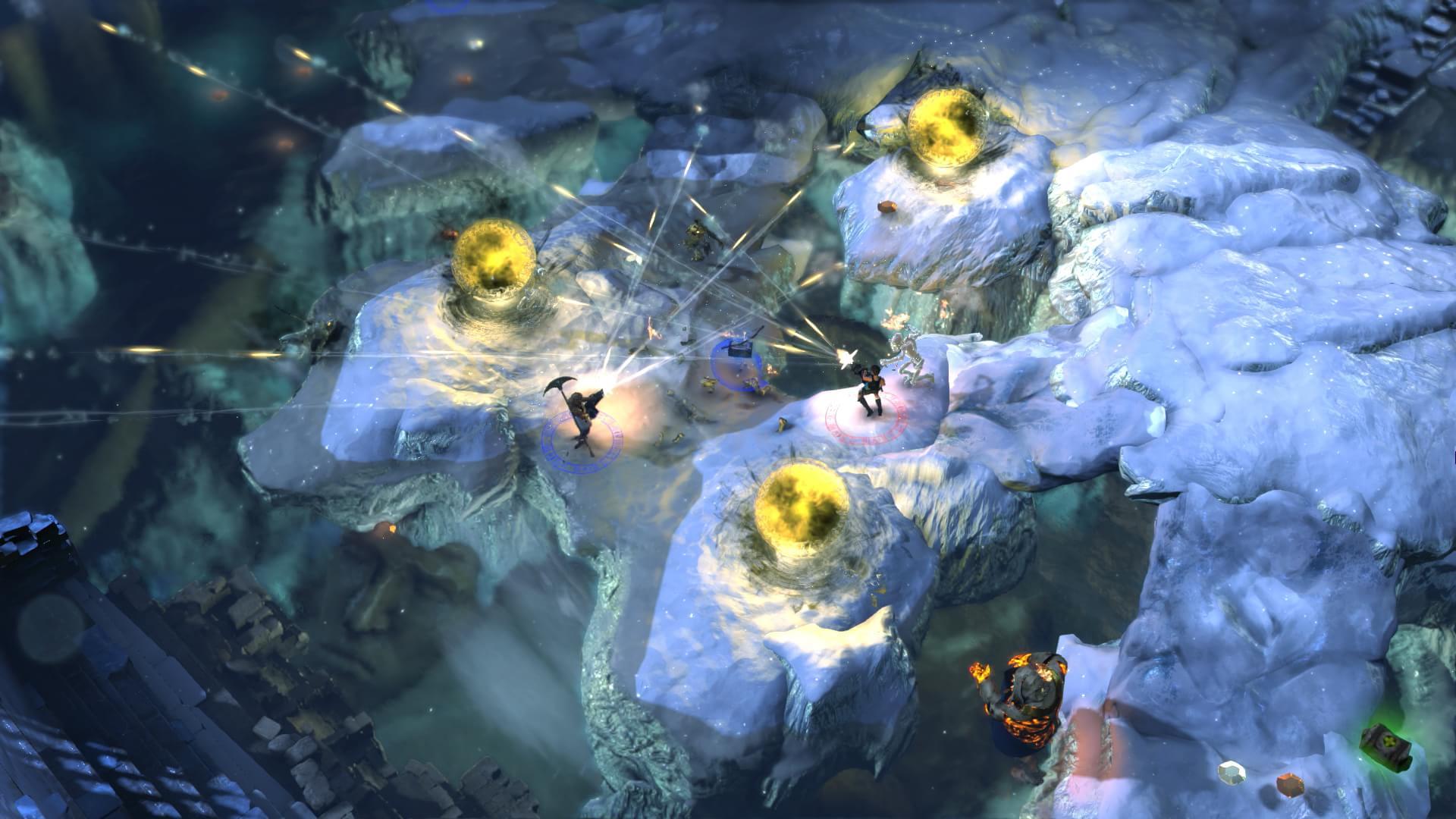 Novo DLC de Temple of Osiris traz tumba, desafios e skin para Lara Croft