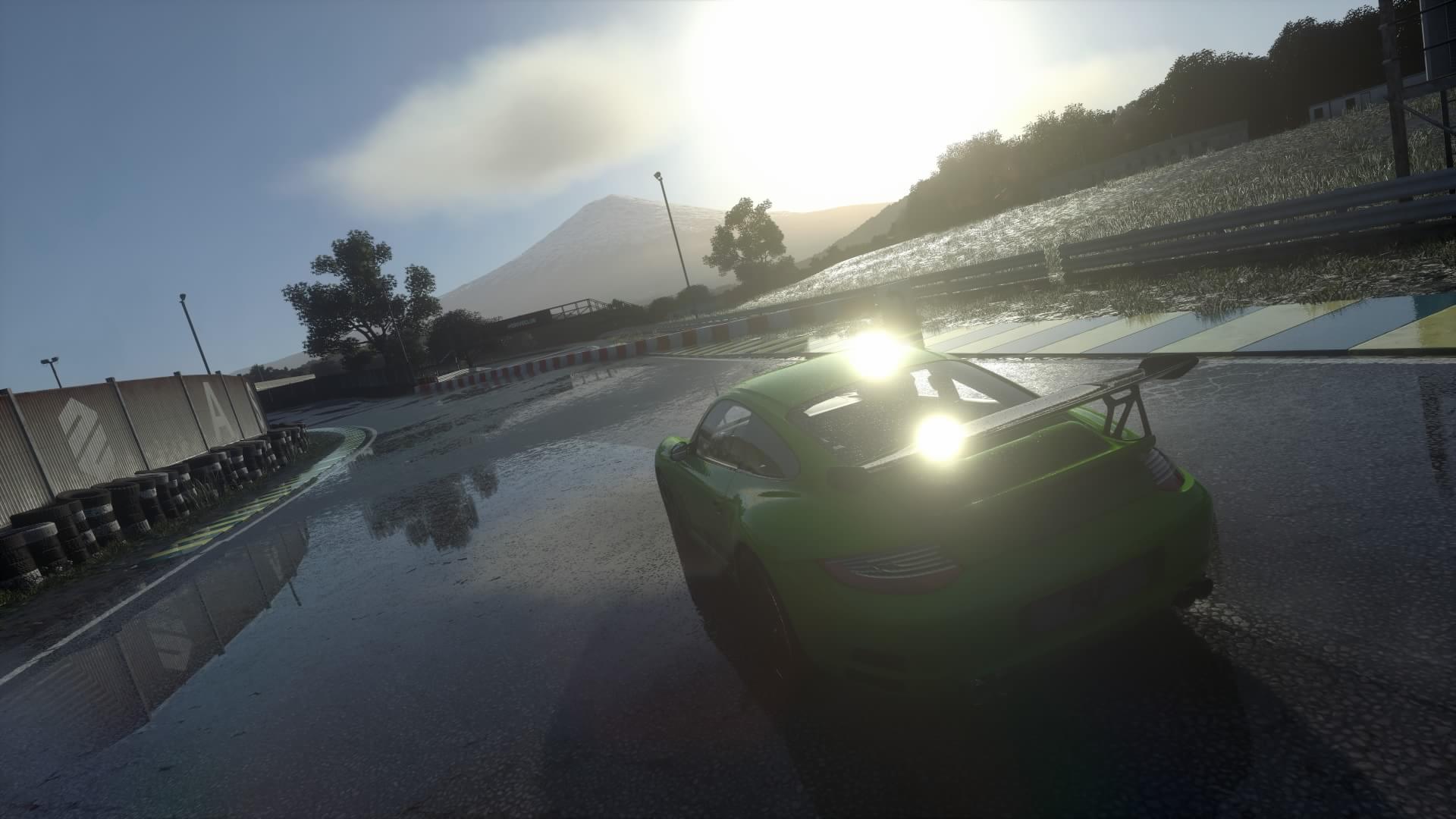 Drive Club mostra as belezas naturais da Terra do Sol Nascente