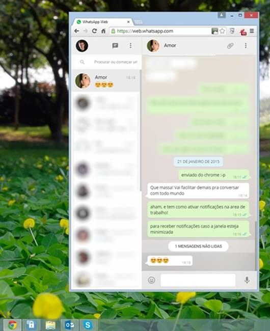 WhatsApp - Imagem 3 do software