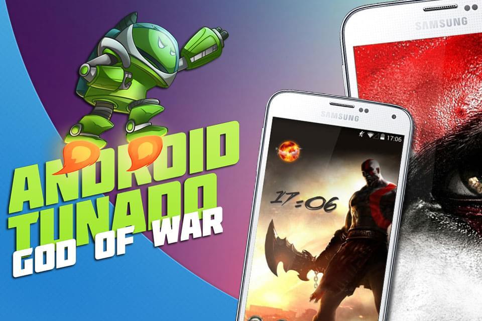 Android Tunado: God of War