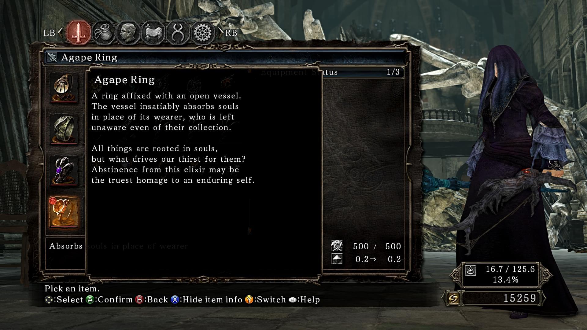 Confira as imagens de Dark Souls II: Scholar of the First Sin