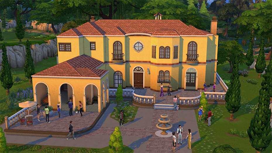 The Sims 4 - Imagem 1 do software