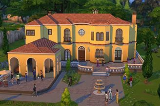 download the sims 4 para android