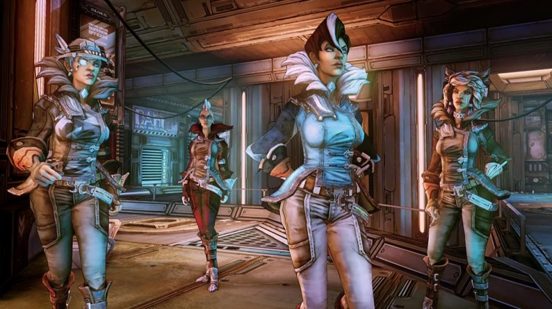 Só isso? Nova personagem de Borderlands: The Pre-Sequel é revelada na PAX