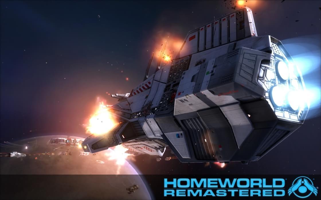 Homeworld Remastered Collection ganha data de lançamento, preço e trailer