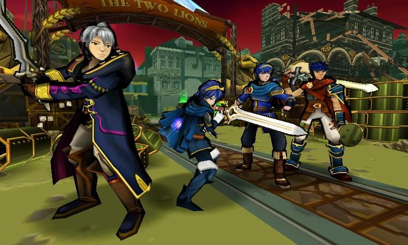 Veja os personagens de Fire Emblem em Code Name: S.T.E.A.M. para 3DS