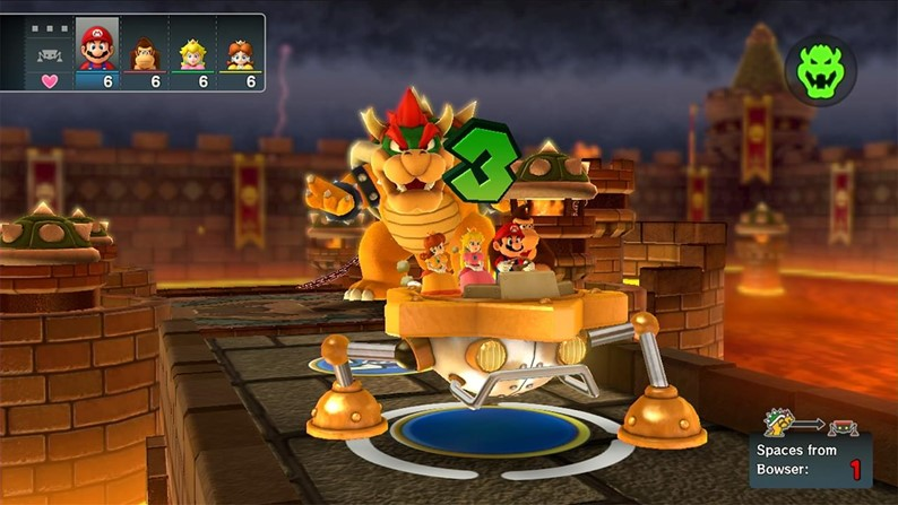 Confira o novo video e imagens de Mario Party 10 para Wii U