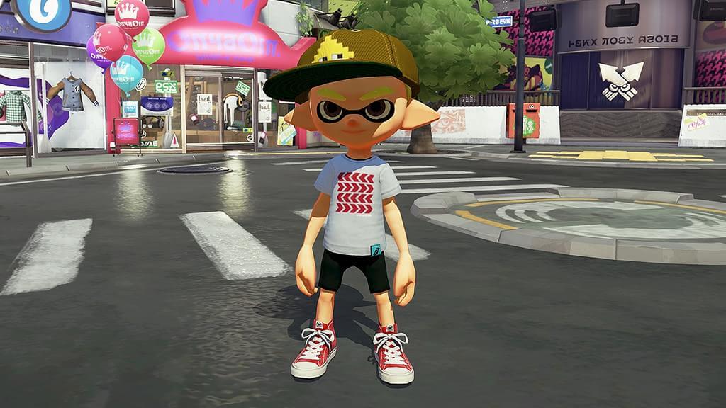 Veja as novas imagens de Splatoon para Wii U