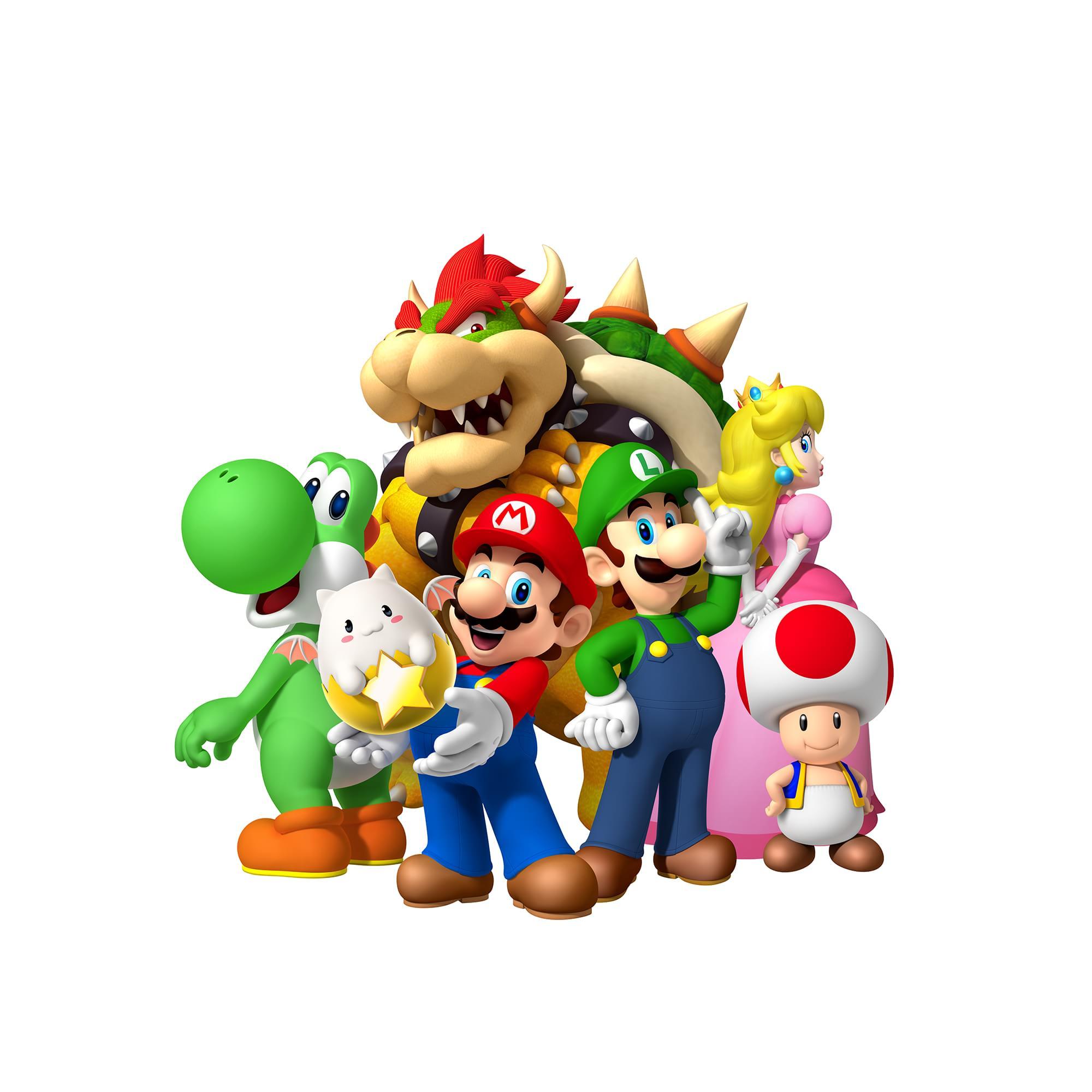 Trailer de Puzzle & Dragons Z + Puzzle & Dragons Super Mario Bros. Edition