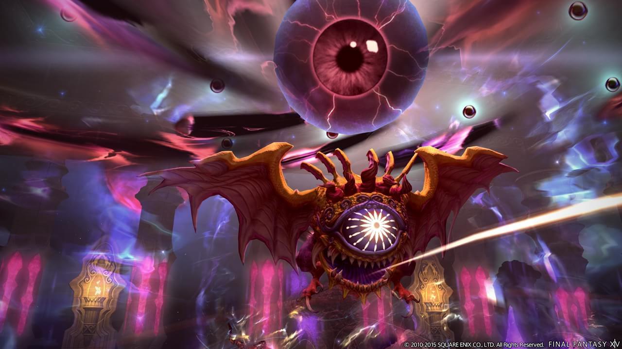 """Confira as novas images do patch """"Before The Fall"""" para o Final Fantasy XIV"""
