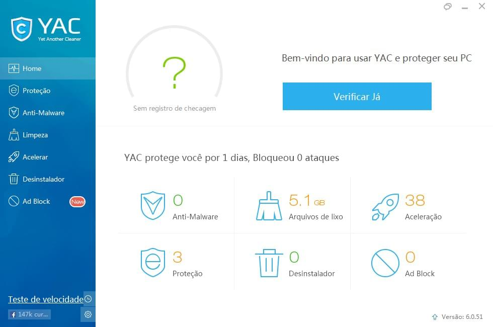 YAC - Imagem 1 do software