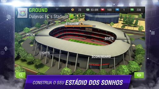 Top Eleven 2015 - Seja um Manager de Futebol - Imagem 2 do software