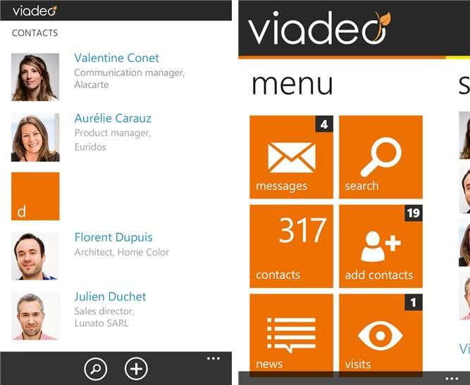 Viadeo - Imagem 1 do software