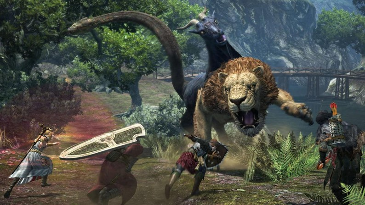 Dragon's Dogma Online ganha o primeiro trailer e abre o site oficial