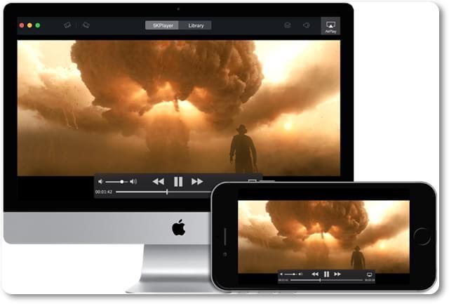 5kPlayer - Imagem 2 do software