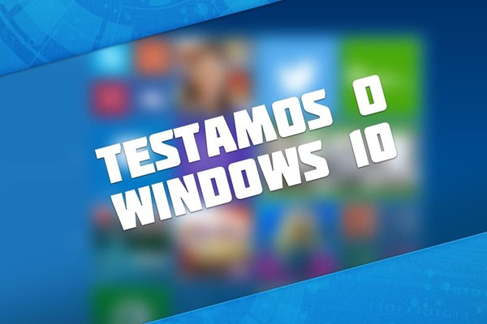 Primeiras impressões: Windows 10 Technical Preview (Build 9926) [vídeo]