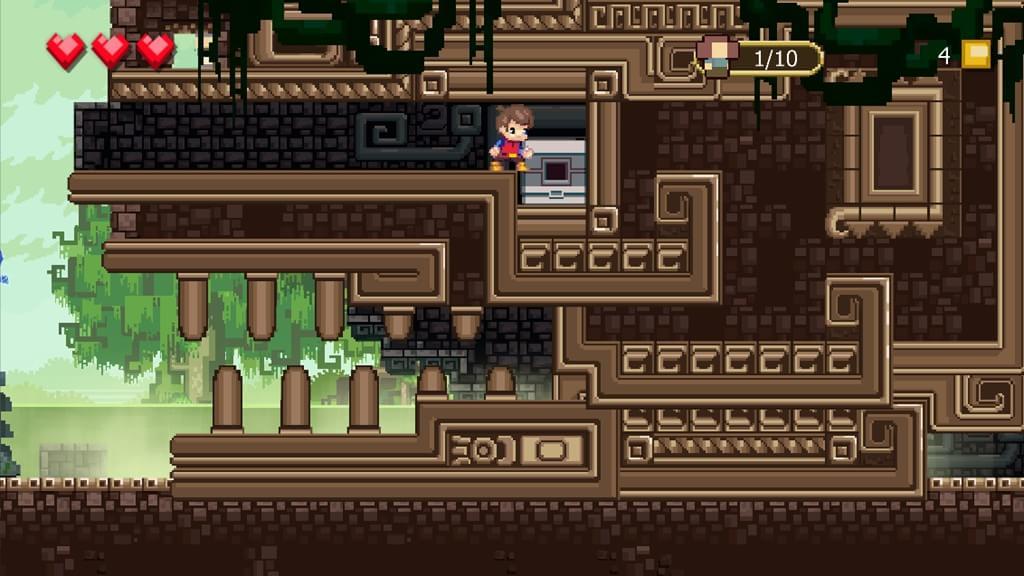 Adventures of Pip chega para consoles e PC em maio [galeria]