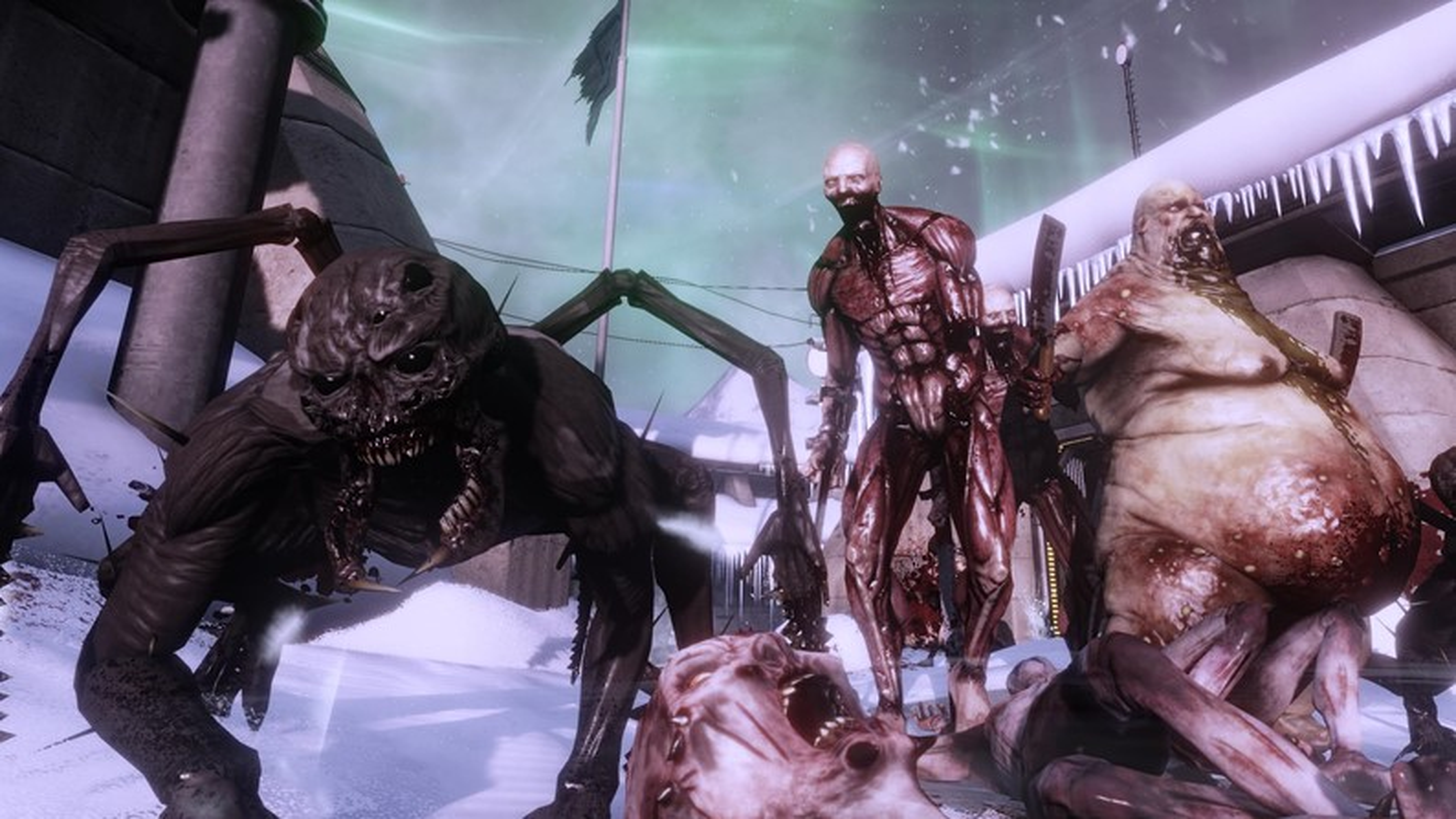 Veja as novas fotos de Killing Floor 2 para PC e PS4