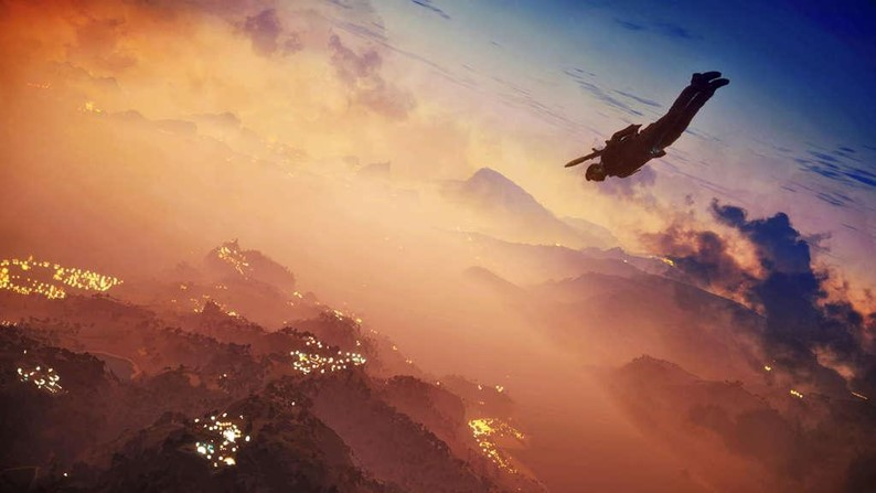 Confira as novas screenshots explosivas de Just Cause 3 [galeria]