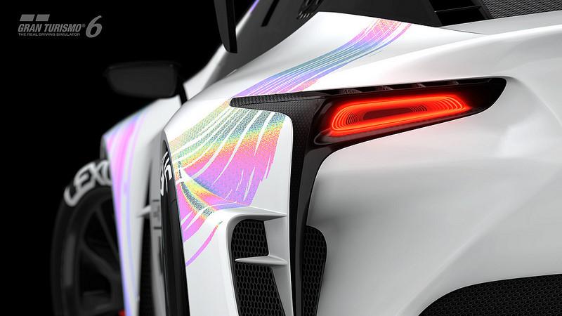 Gran Turismo 6 terá novo carro conceito da Lexus [galeria]