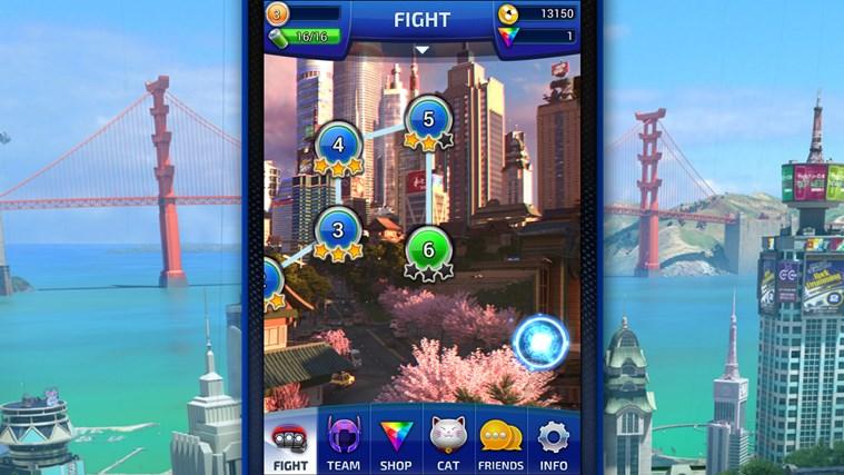 Operação Big Hero -  Bot Fight - Imagem 1 do software