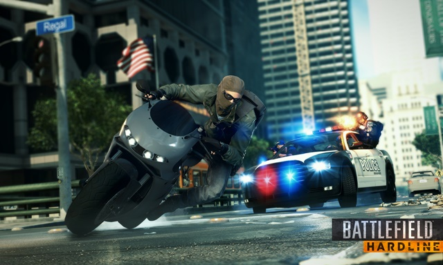 Battlefield Hardline - Imagem 2 do software