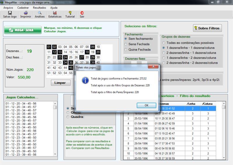 ApostaMax - Imagem 1 do software