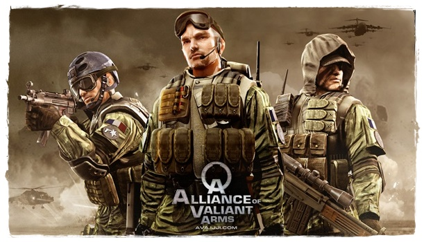A.V.A Alliance of Valiant Arms - Imagem 1 do software