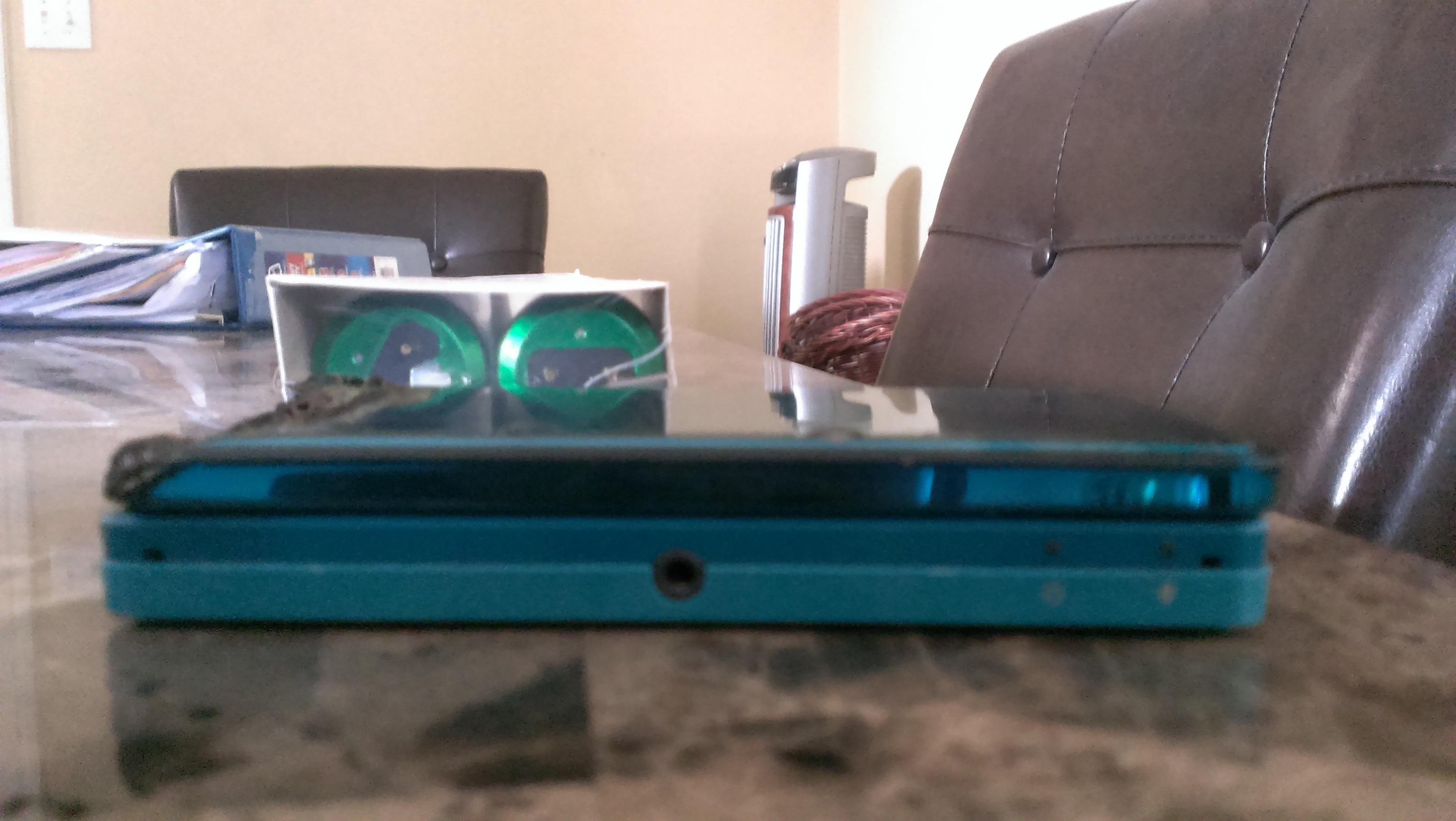 Veja como fica um 3DS após pegar fogo