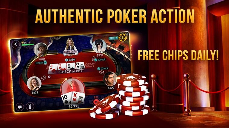 Zynga Poker – Texas Holdem Download