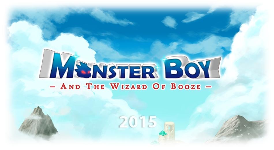 Confira novas imagens de Monster Boy and the Wizard of Booze