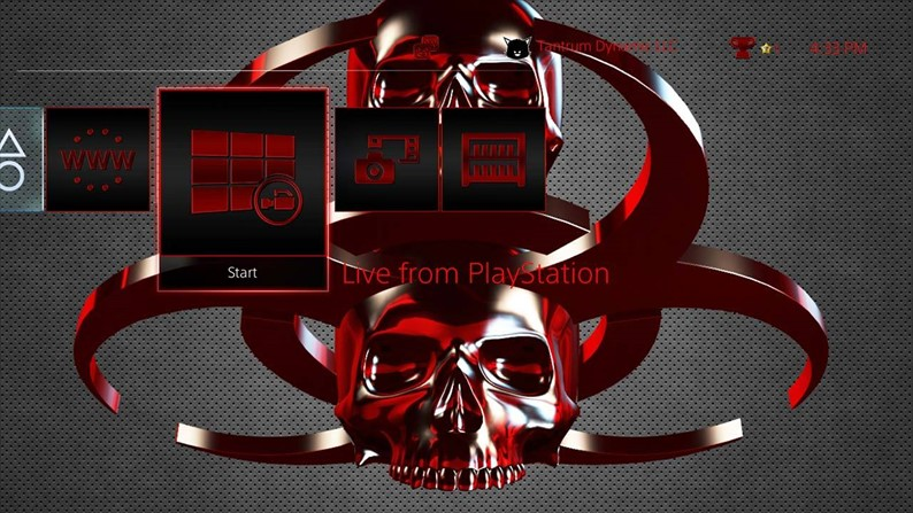 PS Store libera 12 novos temas dinâmicos e estáticos para PlayStation 4