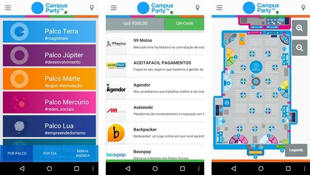 Campus Party Brasil 2015 - Imagem 1 do software