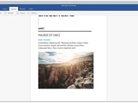 Imagem 8 do Word para Windows 10